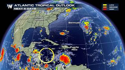 Tropical Update Latest