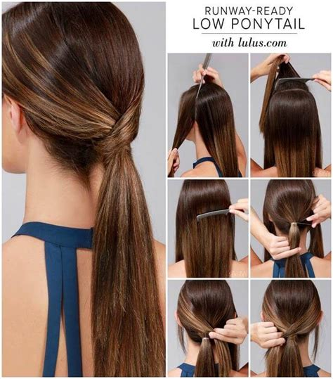 Hair 45 Perfect Diy Haircut Using Ponytail Awesome Diy