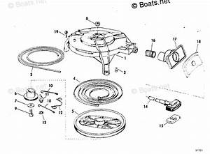Johnson Outboard Parts By Hp 20hp Oem Parts Diagram For
