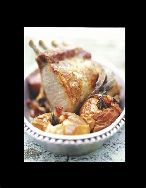 cuisiner les pommes carré de porc et pommes aux lardons 50 recettes pour
