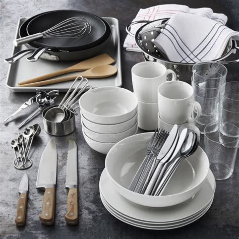 complete kitchen starter set complete kitchen starter set williams sonoma