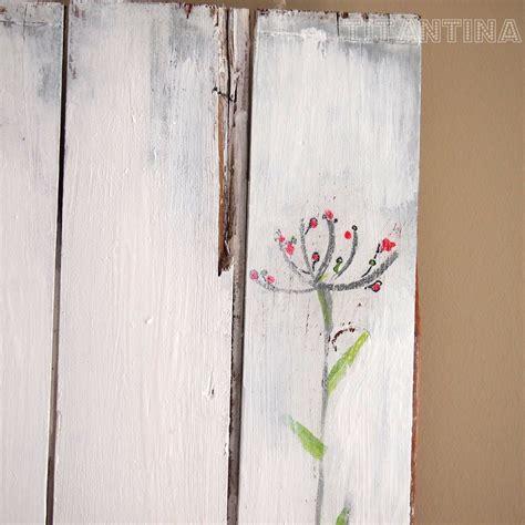 Titantina's Ideen Diy Wandbild Aus Holz
