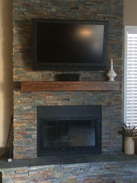 Fireplace Mantel 48 Long X 55 Tall X 55