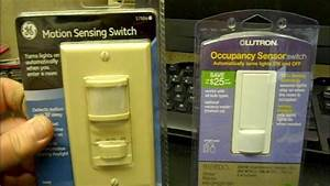 How To Install A Motion Activated Light Switch