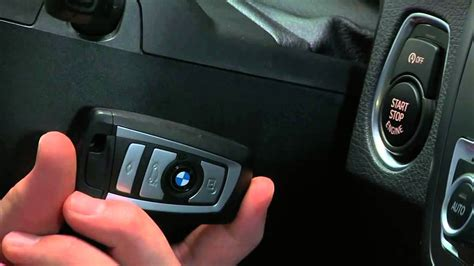 How To Open Bmw Key Fob