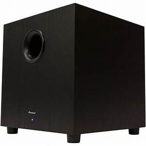 """Pioneer SW-10 10"""" 200W Subwoofer SW-10 B&H Photo Video"""