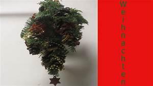 Weihnachtsdeko Zum Selbermachen : weihnachtsdeko natur ideen zum selbermachen youtube ~ Orissabook.com Haus und Dekorationen