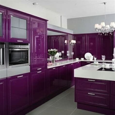 purple kitchen kitchens cook in the
