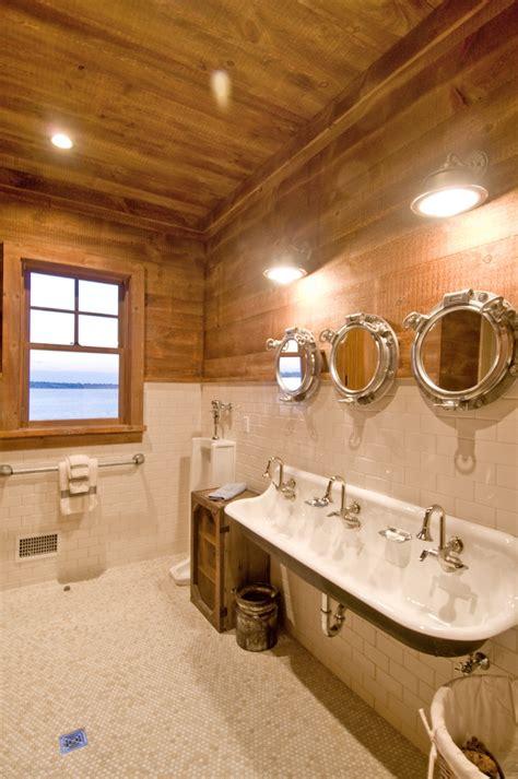 kohler brockway kohler brockway sink bathroom rustic with house