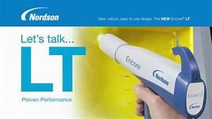 Nordson Encore Lt Manual Powder Spray System