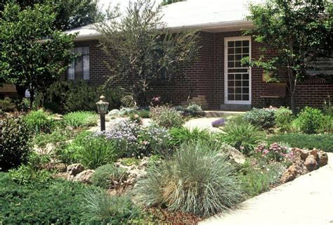 Small Front Yard Ideas No Grass Simple Landscaping For