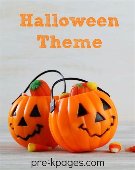 theme pre k preschool kindergarten 363 | halloween preschool theme