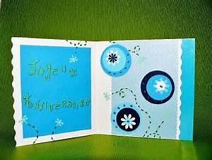 Fabriquer Carte Anniversaire : fabriquer des cartes d anniversaire ~ Melissatoandfro.com Idées de Décoration