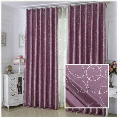 silver pressed thicking bright velvet blackout curtain