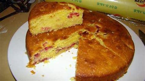 recette farine de mais dessert recette de g 226 teau 224 la farine de ma 239 s et aux fraises