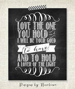Mumford & Sons /// Lover of the Light /// CHALKBOARD ...
