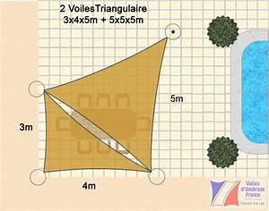 Voile D Ombrage Australienne : voile ombrage triangle rectangle voilage exterieur pergola lbzh ~ Melissatoandfro.com Idées de Décoration