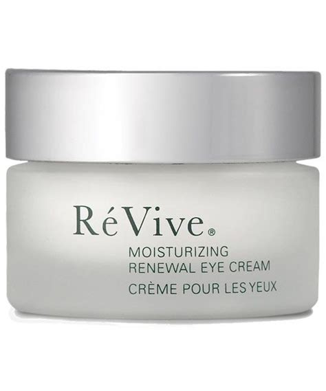 moisturising renewal eye cream revive  images