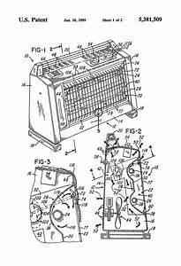 Electric Heater Diagram