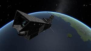 Kerbal Space Program Battleship - Pics about space