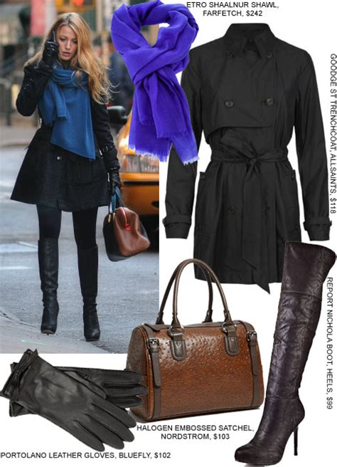 Gossip Girl Fashion Copy Serena Van Der Woodsen Look