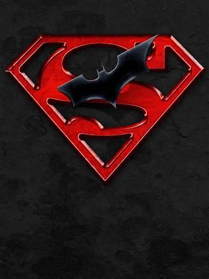 Superman Batman Avante источник Biz Wallpapers Mobile