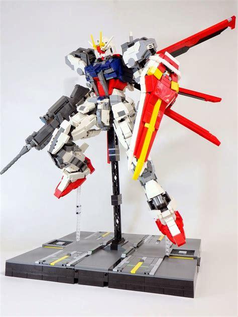 Raglan Gundam Gundam 03 gundam gundam lego aile strike gundam