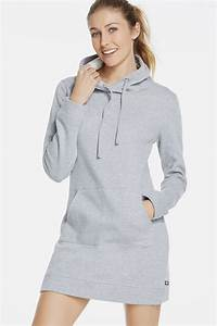 yukon dress fabletics With robe pull capuche