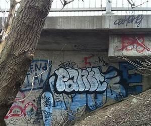 Panic graffiti photos