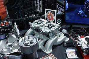Sema 2015  Fitech Expands To Include Port Injection Kits