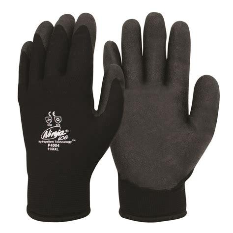 glove ninja ice hpt foam pvc insulated neca safety