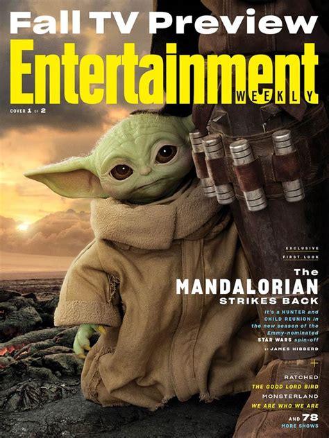 Entertainment Weekly Takes Fans to Galaxy Far, Far Away ...