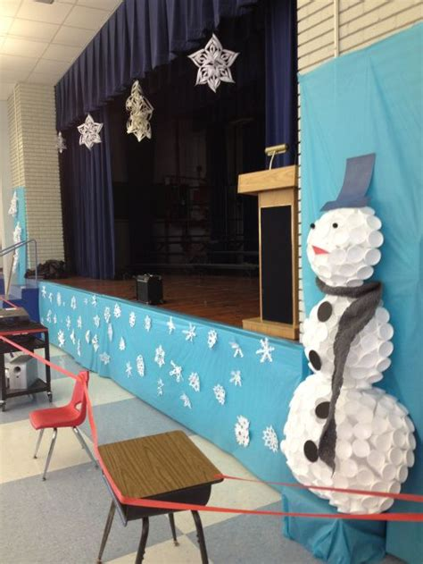 christmas decorations for school big chill hoping for a snow day performance school programs