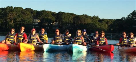Kayak Rentals And Delivery Cape Cod  Rideaway Adventures