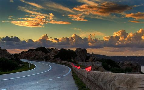 winding streets sardinia windows themes wallpaper preview
