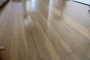 diy wood floor polish the dabblist With parquet polishing
