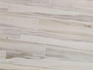 Pavimento in gres porcellanato effetto legno MAXIWOOD Rovere Bianco by Italgraniti Ceramica