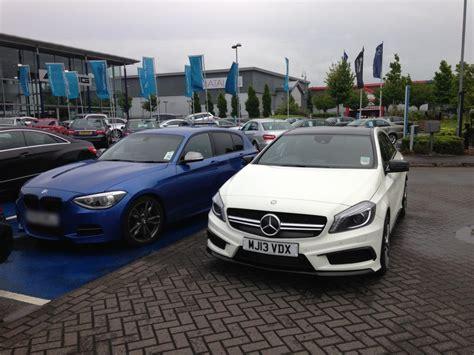 Bmw F20 M135i Vs Mercedes-benz A45 Amg