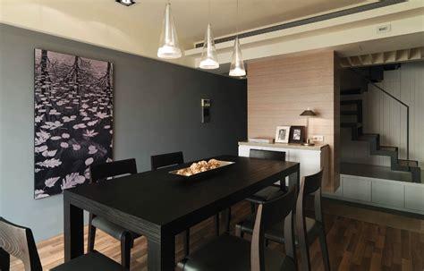 dining contemporary designs modern semi minimilist design