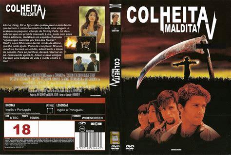 Filme A Colheita - colheita maldita 5 cos do terror 1998 video