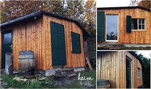 Fensterläden Selber Bauen : gartenhaus selber bauen aus holz ~ Frokenaadalensverden.com Haus und Dekorationen