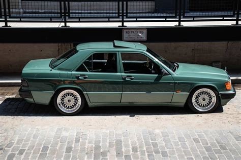 This 1989 mercedes benz 190e for sale has a 2.6 liter fuel injected 6 cylinder, automatic transmission, same owner since 1994, only 76,024 original miles, very original car, original interior, power sunroof, power mirror, original becker am/fm stereo, power windows, power antenna. 1989 Mercedes-Benz 190e Stock # film4000 for sale near New York, NY | NY Mercedes-Benz Dealer