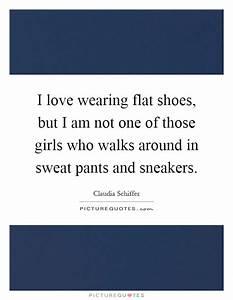 Flat Shoes Quot... Flat Shoes Quotes