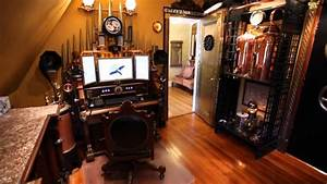 Steampunk House - YouTube