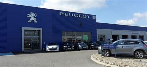 Peugeot Agen Macard 47, Garage Et Concessionnaire Peugeot