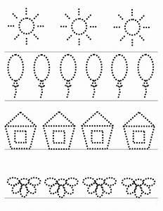 Pregrafismo: 4 schede da stampare