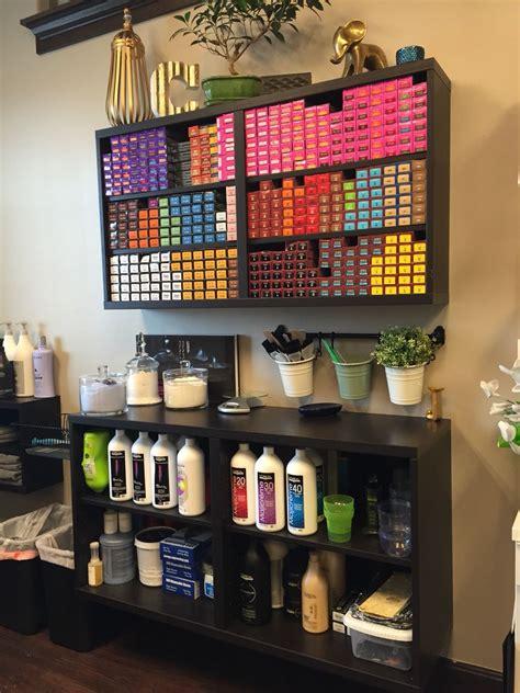 color bar salon haircolor storage color bar ikea salon suite salon
