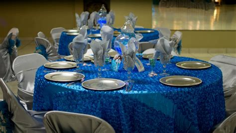 rincon real hall decorations quinceanera reception hall
