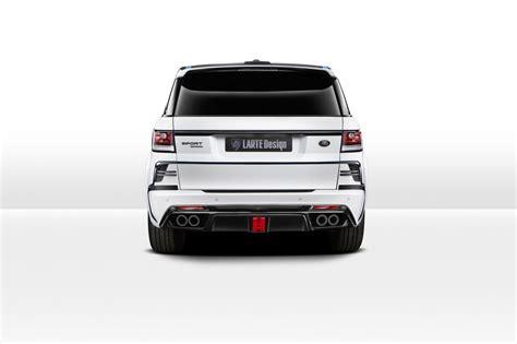 Range Rover Sport Winner Veredelt Von Larte Design