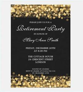 free retirement flyer template retirement party invitation With retirement announcement flyer template